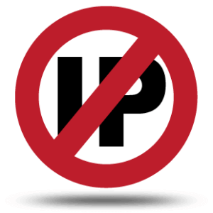 IP in blacklist