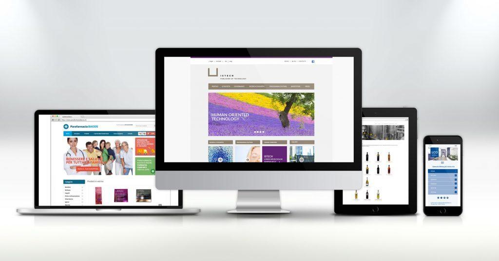 Ecommerce e Siti Web Professionali